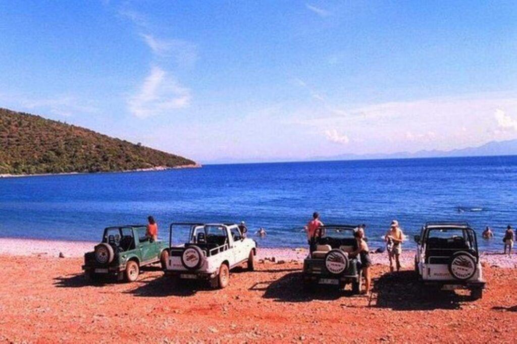 1- Visitar los alrededores de Kusadasi en jeep