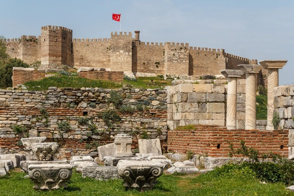2- Explore el pueblo de Selcuk
