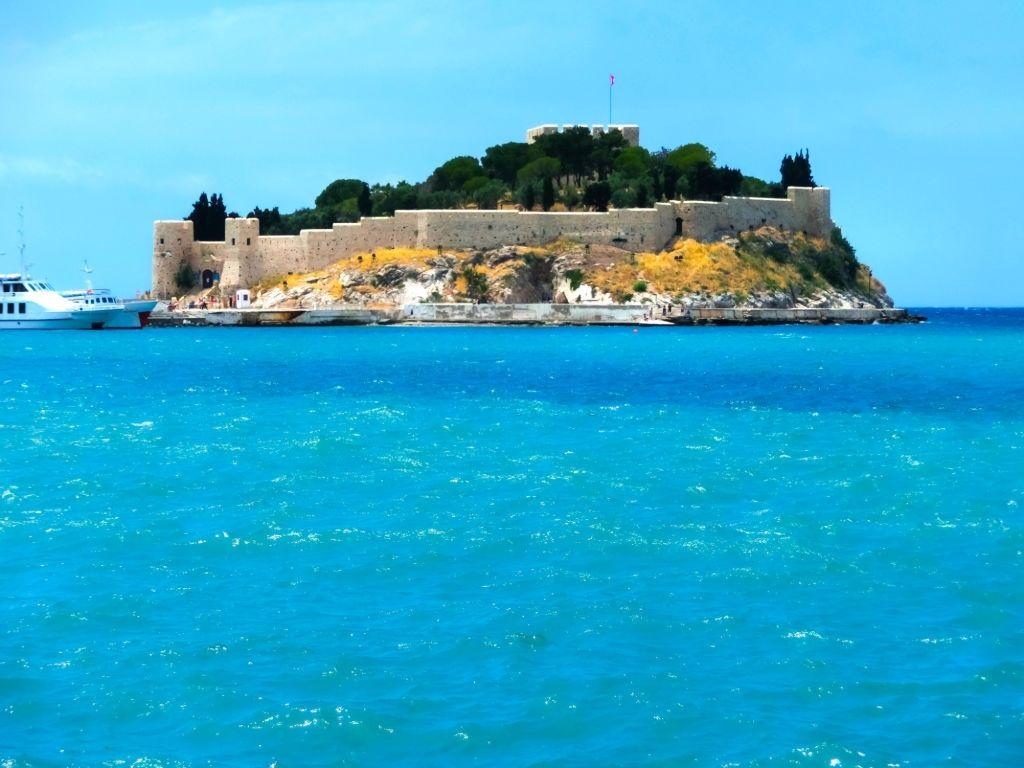 2. Isla de la Paloma (Güvercin Ada)