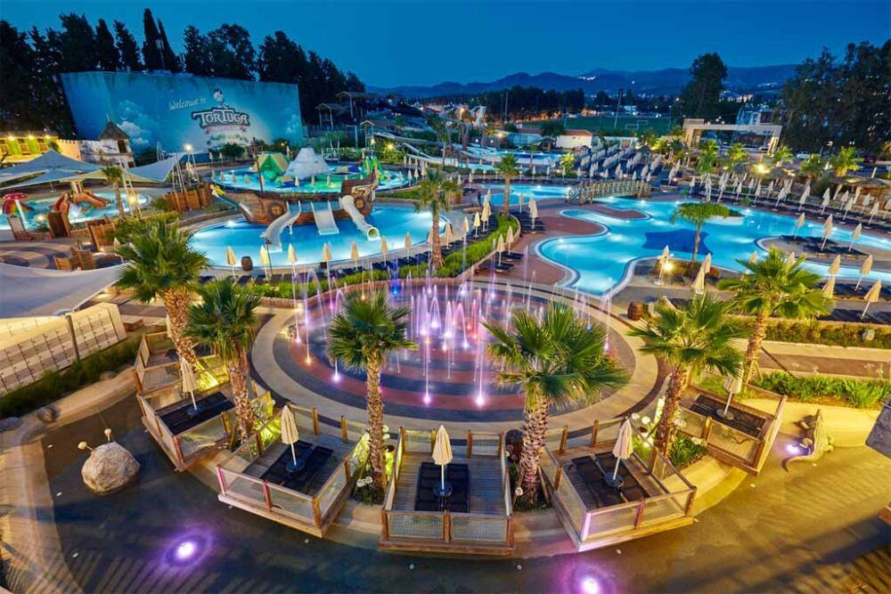 Tortuga Pirate Island Theme & Water Park, Turquía