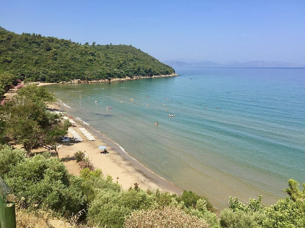 4. Península de Dilek