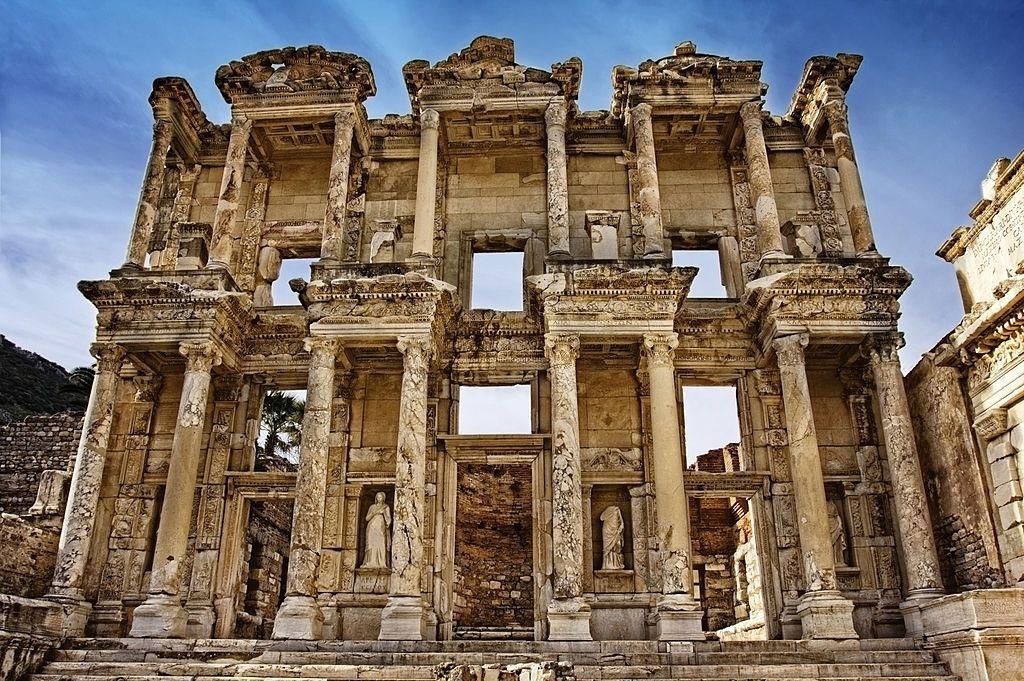 Antigua ciudad de Éfeso