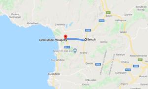 Cómo llegar a Cetin Model Village, Turquía desde Selcuk