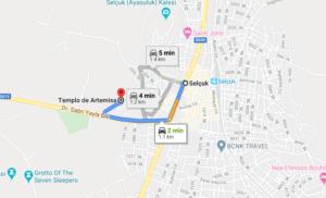 Cómo llegar al Templo de Artemisa, Turquía desde Selçuk