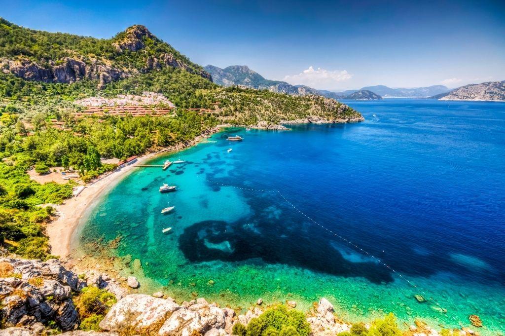 Marmaris en Turquía