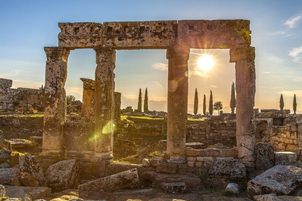 Visita Pamukkale y la antigua Hierópolis