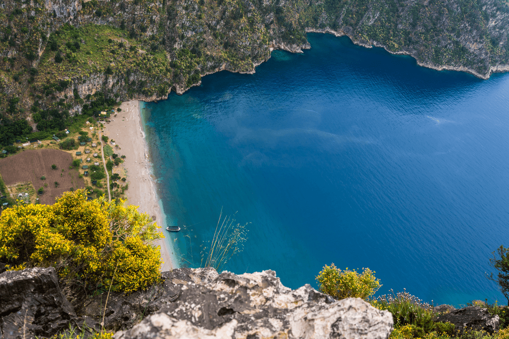 Butterfly Valley, Fethiye, Turquía