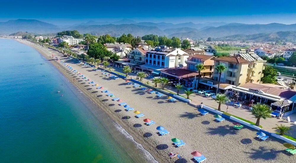 Calis Plaji, Turquía