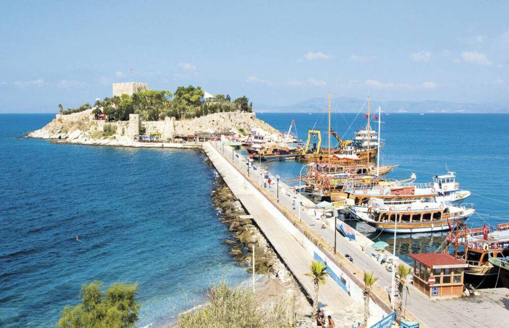 Güvercinada, Turquía