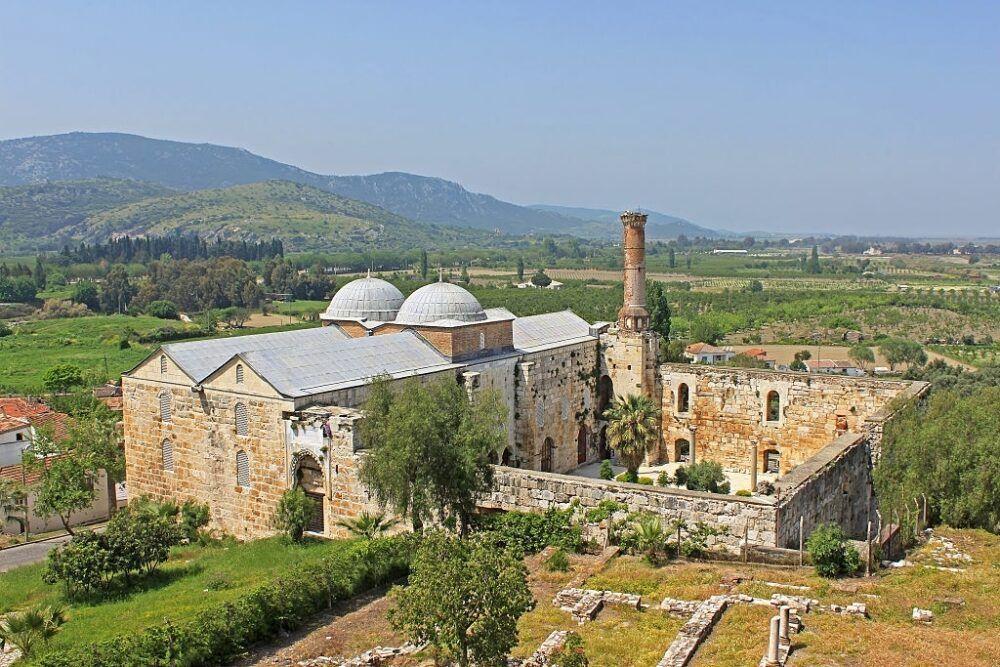 İsa Bey Mosque, Turquía
