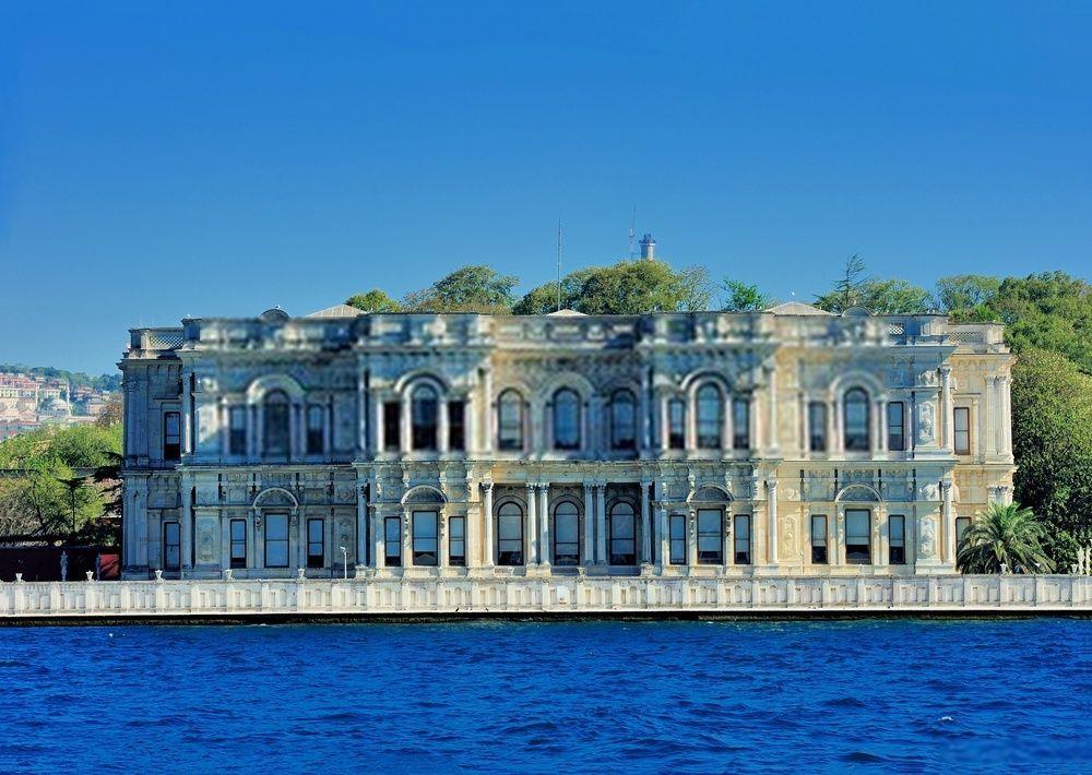 Palacio Beylerbeyi, Turquía