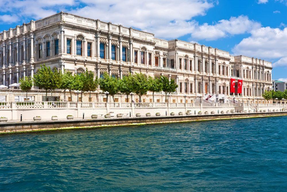 Palacio de Ciragan, Turquía