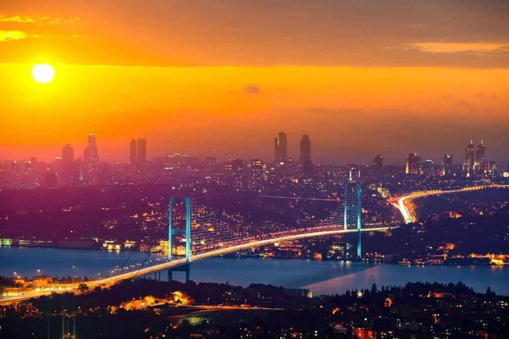 Puente del Bósforo, Turquía