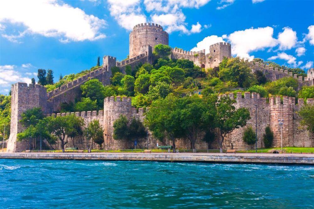 Rumeli Hisari, Turquía